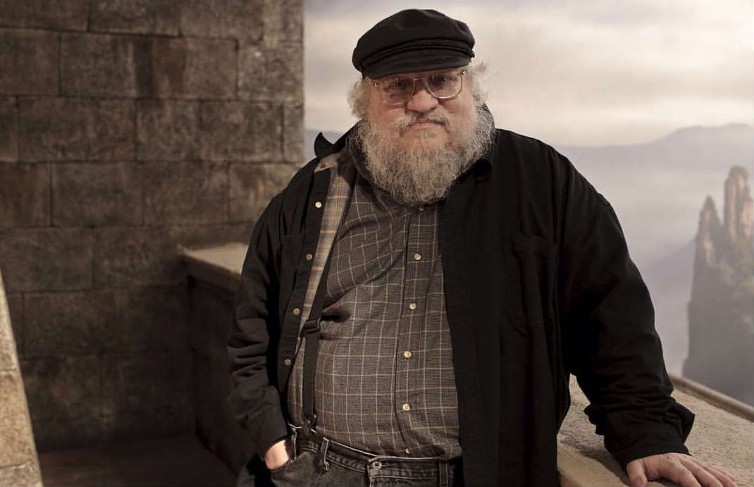 George RR Martin Game of Thrones Taht Oyunları
