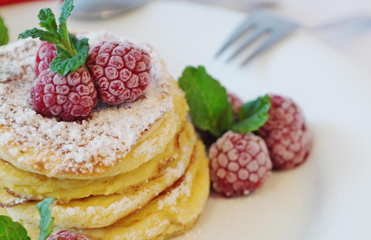 Pankek Yapımı pancake