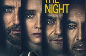 into the night afiş